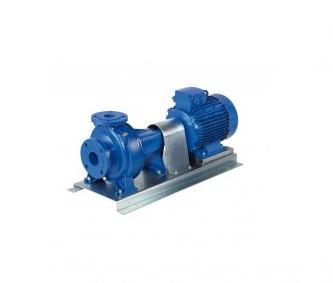 Genormaliseerde centrifugaalpompen