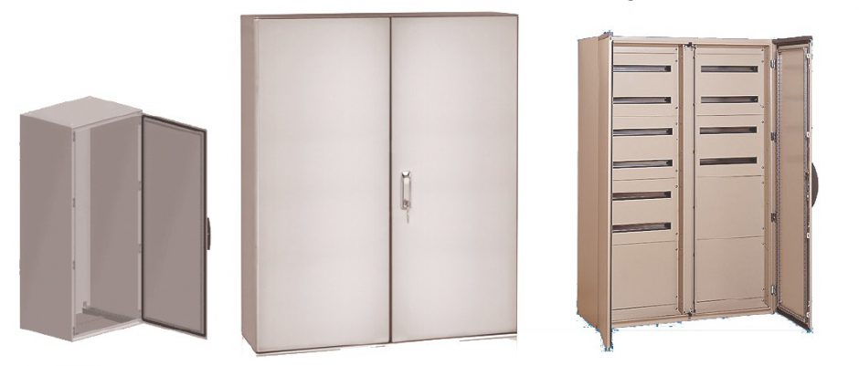 Coffrets et armoires