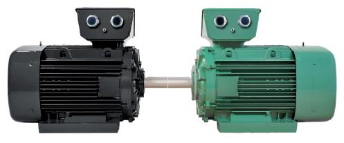 Nieuw – IE5 motoren Leroy Somer Dyneo+